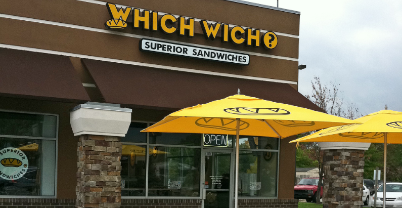Which Wich? (Exterior)
